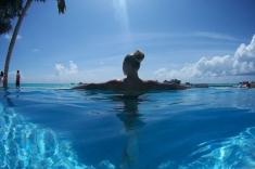 Maldives Club Med Kani daypass pool