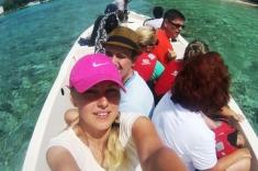 Maldives boattrip