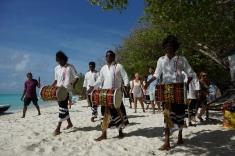 Beach wedding Maldives