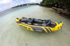 Maldives kayak for rent