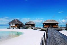 Maldives trip - Club Med Kani day pass