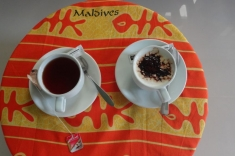 Maldives hotdrinks