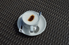 Maldives milk coffee