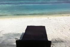 Eva Kalman bikini beach