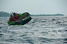 Maldives trip - fun tubes