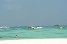 Maldives, harbour