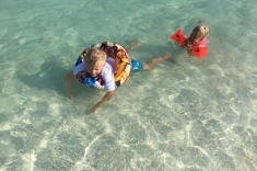 Children in Maldives