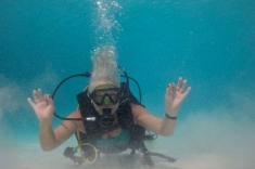 Diving OK