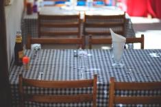 Maldives guest house - restaurant