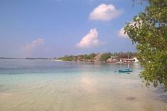 Relax beach view
