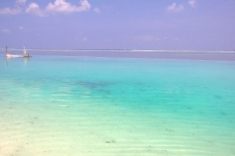The colours of Indian ocean
