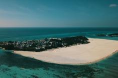 Huraa island maldives