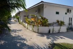 guesthouse Huraa island