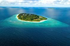 Fodhdhoo-Maldives