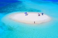 sandbank maldives