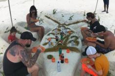 maledives-lunch