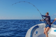 big game fishing Maledives