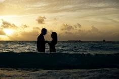 sunset maldives 6